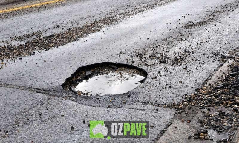 Asphalt Potholes